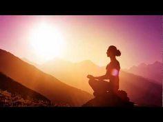Deep Theta Meditation 5.5Hz Isochronic Tones With Metal Crystal Bowls and Rain - YouTube