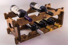 24 Benzersiz El Yapımı Şarap Rafı Tasarımları