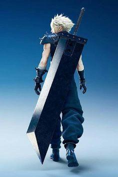 Final Fantasy Vii Remake, Final Fantasy Artwork, Final Fantasy Characters, Video Game Characters, Fantasy Series, Final Fantasy Cosplay, Cartoon Characters, Art Anime, Manga Anime