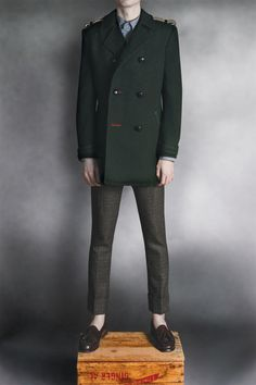 Duly Equipped  A/W 12