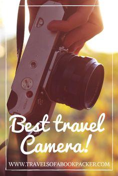 Best travel camera for amazing travel shots!
