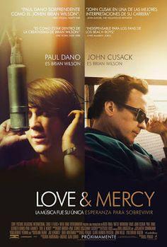 """Crítica de """"Love & Mercy"""" (2015), dirigida por Bill Pohlad."""