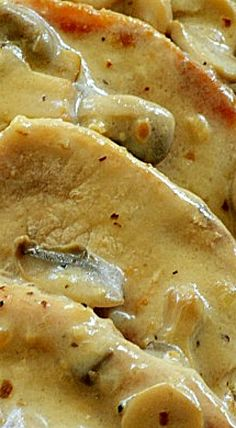 """Easy Cream of Mushroom Pork Chops is one of those """"go-to"""" recipes that is quick, easy and always a success! ❊"""