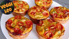 Gemüsemuffins mit Mungbohnen - Rezept von Veggi Leo Muffins, Fett, Breakfast, Youtube, Vegan Snacks, Gluten Free Recipes, Muffin Recipes, Spices And Herbs, Lunches