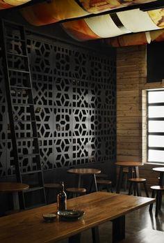 Méchant Studio Blog: black and wood crush
