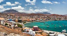 Mindelo, Cape Verde Islands (Shutterstock)