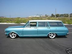 Chevrolet Chevy II SS wagon