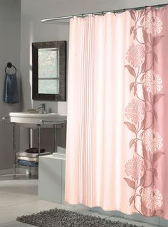 Latex leaf shower curtain think, that