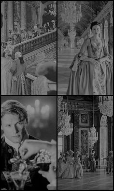 The Frasers in 1744 Paris