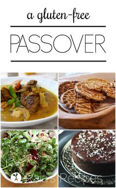 GF Passover Recipes | RaiasRecipes.com