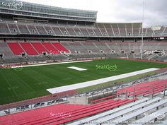 #tickets Great seats!! 2 tickets Ohio State Buckeyes Football vs Rutgers 16A Row 27 please retweet