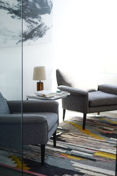 Musicbed office in Ft. Worth Texas. Film+Music Magazine. West Elm.