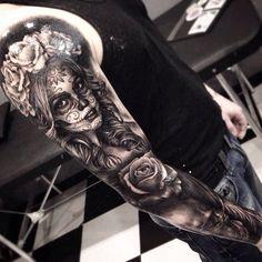 #tattoo by Jerry Tattoo | by Word Tattoo Gallery