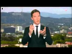 Benedict Cumberbatch - NTA Awards Winner Best TV Detective