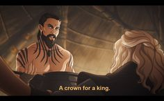 Here's the proof Game of Thrones would make a great animated series Game Of Thrones Artwork, Game Of Thrones Fans, Winter Is Here, Winter Is Coming, Jon E Daenerys, Daenerys Targaryen, Got Anime, The Winds Of Winter, Game Of Trones