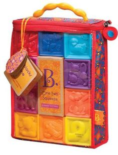 B. One Two Squeeze Blocks - Free Shipping