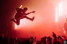 Jaime Preciado jump of Pierce The Veil on the second leg of The World Tour. full set- http://adamelmakias.com/live/pierce-the-veil-the-world-tour-leg-2-photos/