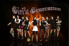 Beautiful Gilrs' Generation