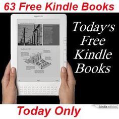 63 FREE Kindle eBook Downloads - http://ift.tt/1K95YZy