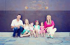 large family portrait ideas