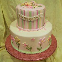 Baby Shower Cakes :: TrulyCustomCakery