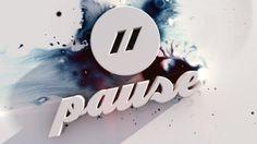 Pause Festival - Logo Animation by Dima Grubin. Logo Animation for Pause Fest - http://www.pausefest.com.au