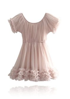 Frilly Skirt, Frilly Dresses, Dolly Dress, Ballet Fashion, Well Dressed, Couture Fashion, Toms, Chiffon, Pink