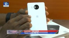 Gadget Review Of Nokia Lumia 950XL