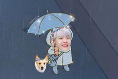 Exo Cartoon, Cartoon Edits, Baekhyun, Exo Lockscreen, Exo Memes, Chanbaek, K Idols, Boy Groups, Chibi