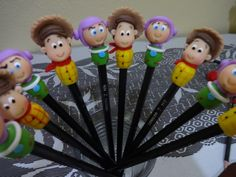 Toy Story - ponteira 15un