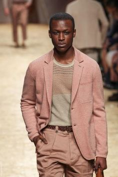 Missoni Men's Spring/Summer 2014 Fashion Show
