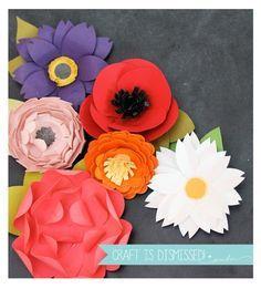 """¡Hay miles de tutoriales disponibles para hacer flores de papel! pero este tutorial de Damask Love """"Glosario de Flores de Papel"""" nos ha encantado y queríamos compartirlo con vosotros porque os podría resultar muy útil. Sus usos son innumerables y estamos seguras que aportarán un toque de delicadeza y un precioso efecto donde quiera que…"""