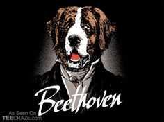 Beethoven T-Shirt - http://teecraze.com/beethoven-t-shirt/ -  Designed by Snorg Tees    #tshirt #tee #art #fashion #clothing #apparel
