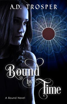 Grab your copy of my YA Paranormal, Bound by Time for only .99 for the Labor Day Weekend and discover a beautiful stained glass window that holds far more than pretty colors within its panes. BUY N...