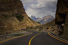 Karakoram Highway / Urdu: شاہراہ قراقرم Karakoram Highway, Mount Everest, Beautiful Places, Mountains, World, Nature, Travel, Naturaleza, Viajes