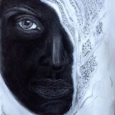 Products by Anita Csernak (Kolormagic) Black Women, Portraits, Woman, Drawings, Artwork, People, Painting, Products, Sketches
