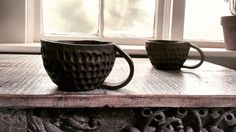 ----------------------------------------------------------#ceramics #clay #pottery #art  #craft #contemporaryceramics #tableware #breakfast #keramik #handmade #mugs #tea #teacup #coffee #pourovercoffee #pourover #céramique #homedecor #claycrits #lifestyle #contemporarycraft #kitchen #portland #oregon #madeinaskutt #cerámica #陶瓷 #smallbusiness #handandfire @claycrits ---------------------------------------------------------- http://ift.tt/20b7rle