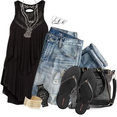 """Untitled #937"" by tmlstyle on Polyvore"