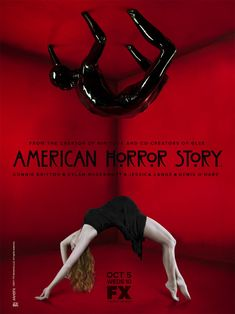 American Horror Story Movie Poster - A story about infidelity