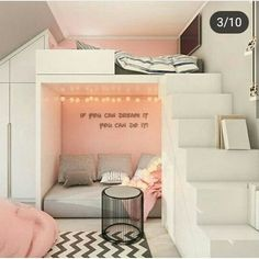 dream rooms for adults . dream rooms for women . dream rooms for couples . dream rooms for adults bedrooms . dream rooms for girls teenagers Cute Bedroom Ideas, Cute Room Decor, Girl Bedroom Designs, Teen Room Decor, Room Ideas Bedroom, Awesome Bedrooms, Girls Bedroom, Master Bedroom, Small Bedroom Ideas For Girls