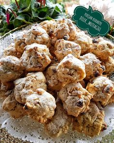 Feta, Bakery, Stuffed Mushrooms, Muffin, Food And Drink, Sweets, Cookies, Vegetables, Desserts