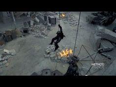 "CGI VFX Showreels: ""VFX Compositing Reel""- by John Gray"