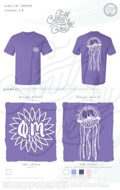 Phi Mu | Dreamcatcher T-Shirt Design | South by Sea | Greek Tee Shirts | Greek Tank Tops | Custom Apparel Design | Custom Greek Apparel | Sorority Tee Shirts | Sorority Tanks | Sorority Shirt Designs