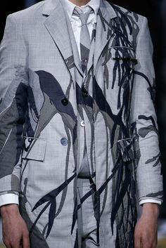 Thom Browne Spring 2016 Menswear - Details - Gallery - Style.com