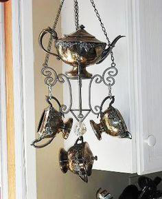 Hanging Tea Set