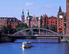 The top cities in Germany from Berlin to Munich to Hamburg to Cologne. Discover the best of Germany with the top 10 cities in Germany. Hamburg City, Hamburg Germany, Wonderful Places, Great Places, Places To See, Beautiful Places, Cities In Germany, Germany Travel, Visit Germany