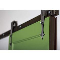 Barn Door Hardware | Double barn door hardware - Rustic Rolling Doors Mini Barn Door Hardware, Rustic Hardware, Glass Barn Doors, Double Barn Doors, Door Kits, Modern Barn, Easy Woodworking Projects, Interior Barn Doors, Door Handles