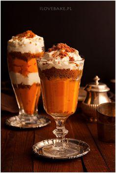 Deser z dynią #pumpkin #desserts