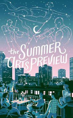 Boston Summer by Kali Ciesemier