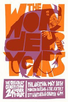 JAMES HEIMER ILLUSTRATION, 4 TWY posters I made for 4 shows taking place...